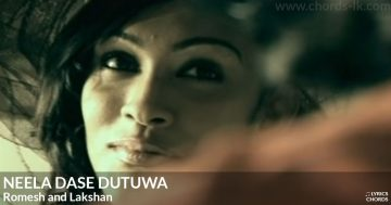 Neela Dase Dutuwa by Romesh and Lakshan Guitar Chords Featured Image